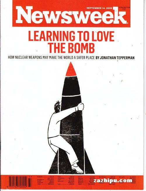 newsweek新闻周刊2009年9月14