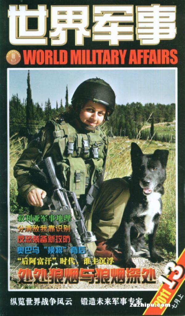 世界军事杂志订阅