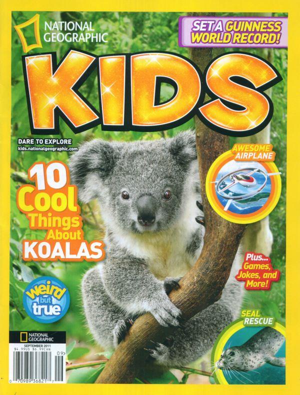 儿童国家地理杂志national