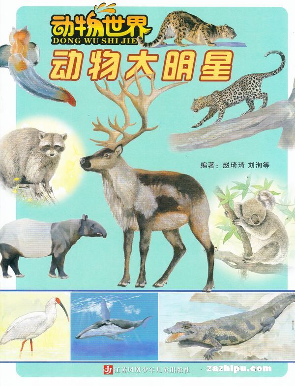 动物世界2016年1-2月期-动物世界杂志封面,内容精彩试读