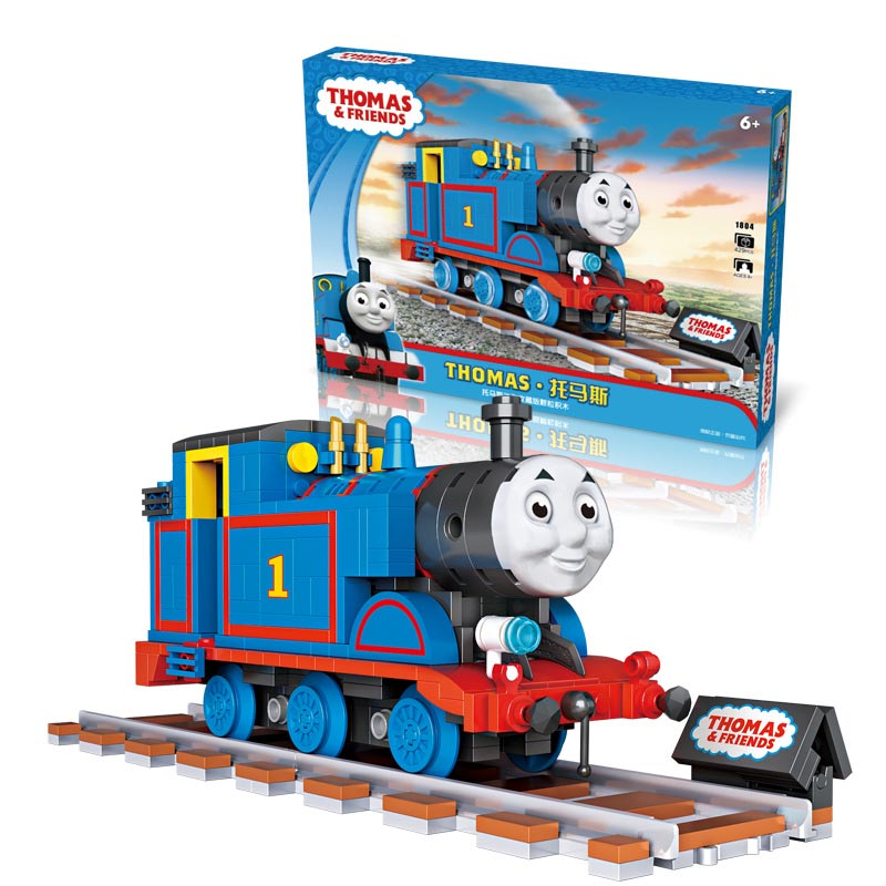 托马斯火车积木玩杂志订阅