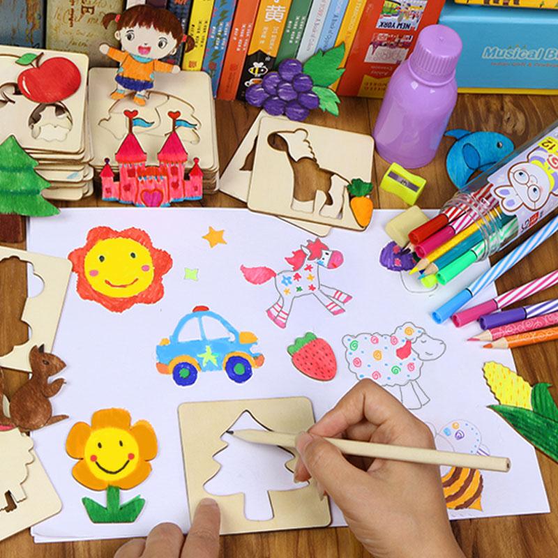 儿童填色涂鸦绘画杂志订阅
