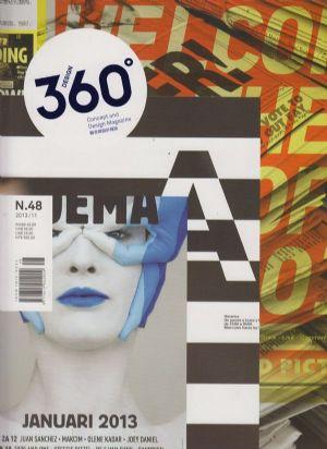 design 360°观念设计杂志2013年11月(48期)图片