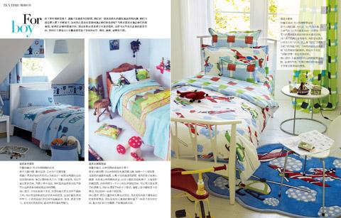儿童房专辑 《瑞丽家居设计》2010年6月号图片